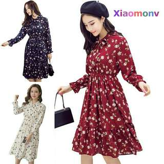 Long Dress Korea