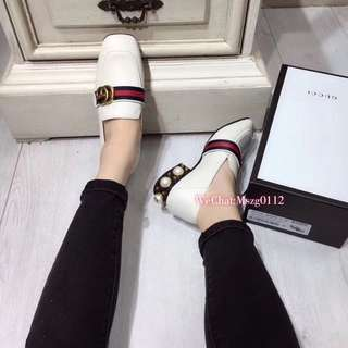 Gucci 出貨實拍 女神鞋 女鞋 波鞋 高跟鞋 休閒鞋