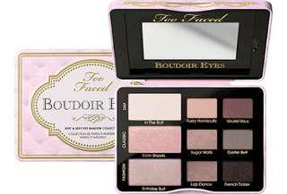 Too Faced Boudoir Eyes NEW