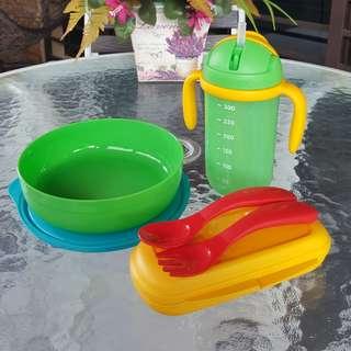Twinkle feeding set BPA free