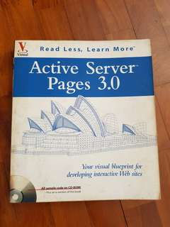 🚚 Active Server Pages 3.0