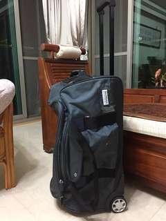 大軟袋拉桿行李袋(約20公升)