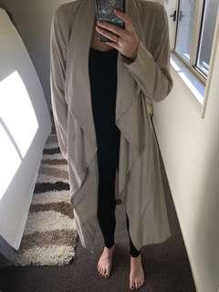 Glassons size 6 coat jacket beige