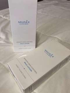 MUSE Smooth Skin Control Milk Lotion