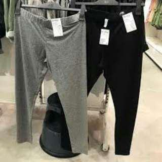 Forever 21 black legging