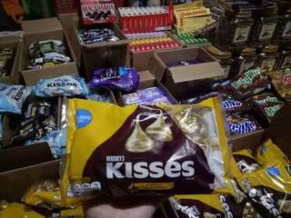 Imported chocolates for sale!