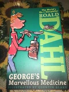 Roald Dahl | George's Marvellous Medicine