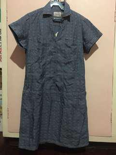 Authentic Wrangler Overrun Dress