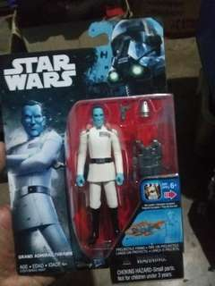 Star Wars Rogue One 3.75 Grand Admiral Thrawn