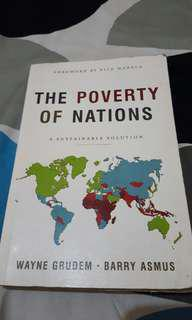 The Poverty of Nations by Grudem and Asmus
