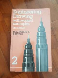 🚚 Engineering Drawing with worked examples