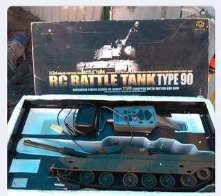 摇控 坦克車