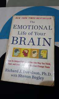 The Emotional Life of Your Brain by Davidson with Begley