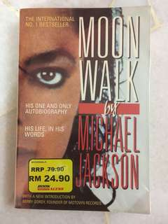 Moon Walk by Michael Jackson