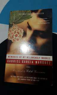 Memories of My Melancholy Whores by Gabriel Garcia Marquez