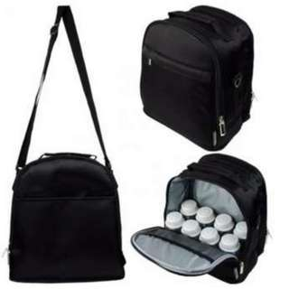 Autumnz Classique Cooler Bag (Black)