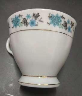 中國醴陵瓷器 咖啡杯和碟