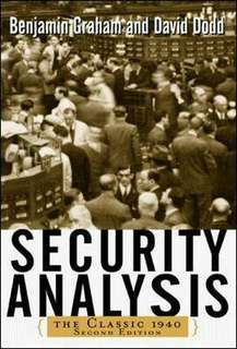 Security Analysis (The Classic 1940 Second Edition)