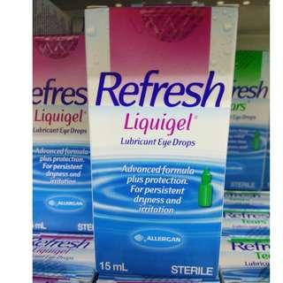 REFRESH Eye Drops BRAND NEW