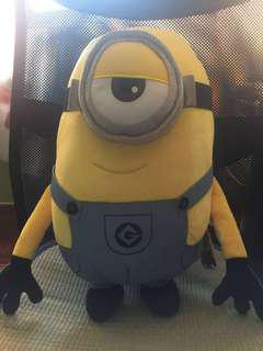 Minion Soft Toy from Japan