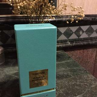 Authentic Tom Ford Fleur de Portofino 100ml