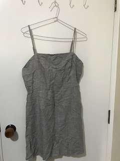 Glassons grey dress