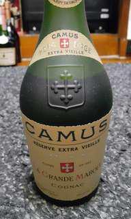 古董收藏Camus 700ml