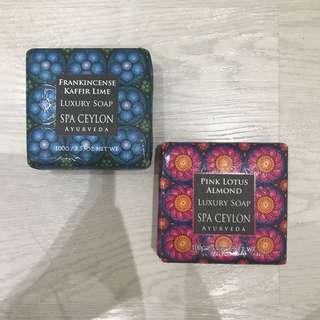 SPA CEYLON AYURVEDA Luxury Soap