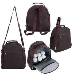 Autumnz Classique Cooler Bag (Khaki)