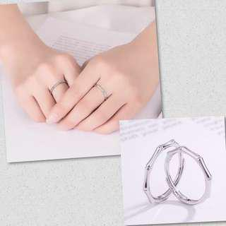 [3 for $10] V138 - Couple rings (1 pair counted as 2 items)