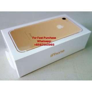 🚚 Brand New Apple iPhone 7 128gb Local Set