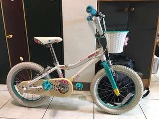 捷安特 GIANT 16吋大童腳踏車 自行車 腳踏車 童車
