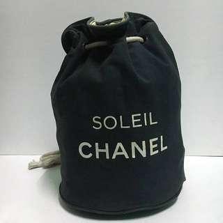 Vintage SOLEIL CHANEL Drawsting bag