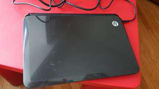 Hp Pavilion Touch Screen i3 notebook computer
