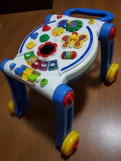 Playtime learning walker