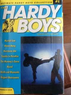 [BNIB] Hardy Boys Collection #2