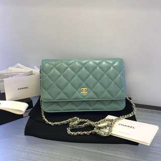 CHANEL WOC、Chanel bag、Wallet On Chain