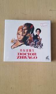 Doctor Zhivago 齊瓦哥醫生 全新VCD