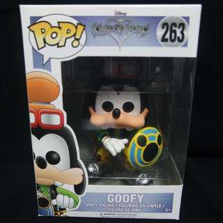 Kingdom Hearts Goofy Funko pop