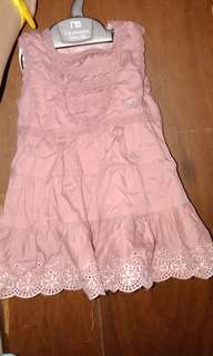 Sergent major dress super cute