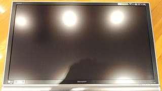 Sharp 星寶46寸電視,日本製造原價$30,300