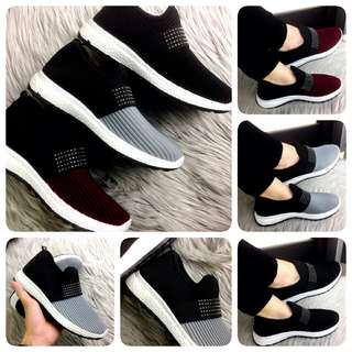 FASHIPN Madyson Colorblock Sneakers Spring Summer