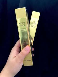 🚚 [Buy 1 Get 1] Gold Snail Wrinkle Pumper 2X Power