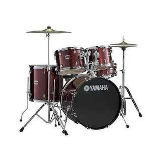 Yamaha Complete Drum Set (GM2F51)