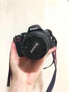 🚚 Nikon 數位單眼相機 D40 18-55 kit