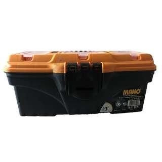"BN Mano Plastic Toolbox - 13"""