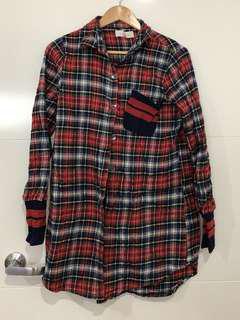 Peter Alexander Flannel Night Shirt