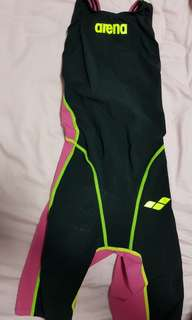 Used very good condition Arena Aquaforce japan competition suit