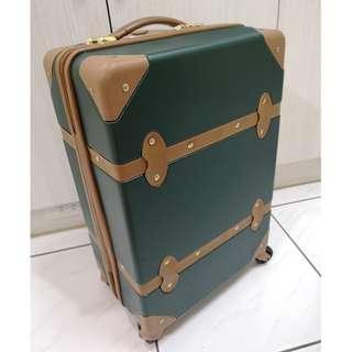 現貨!! 全新Disegno20吋ABS復古造型行李箱/旅行箱