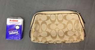 Coach 化妆袋